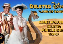 Land Sand Mary Poppins